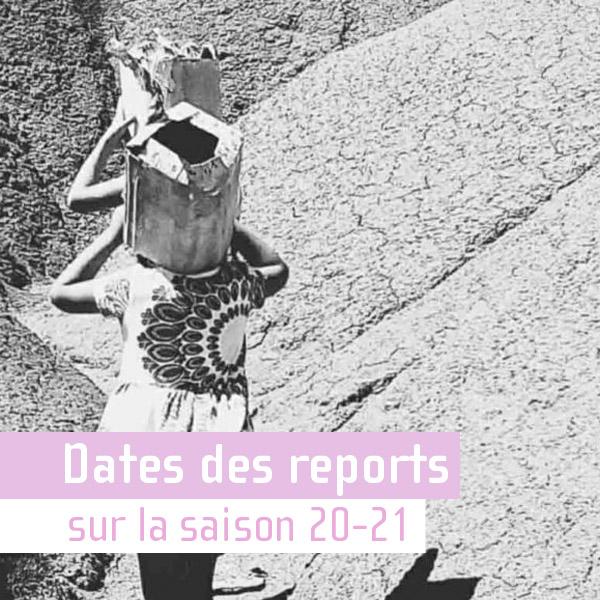visuel dates des reports
